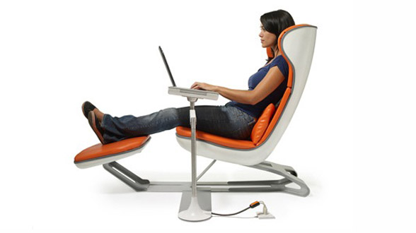 Kako pravilno sedeti zakompjuterom