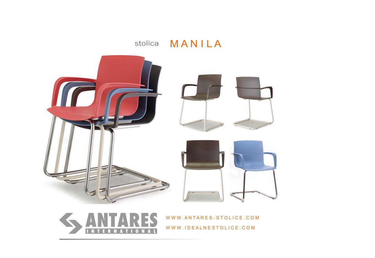 Konferencijska stolica Manila