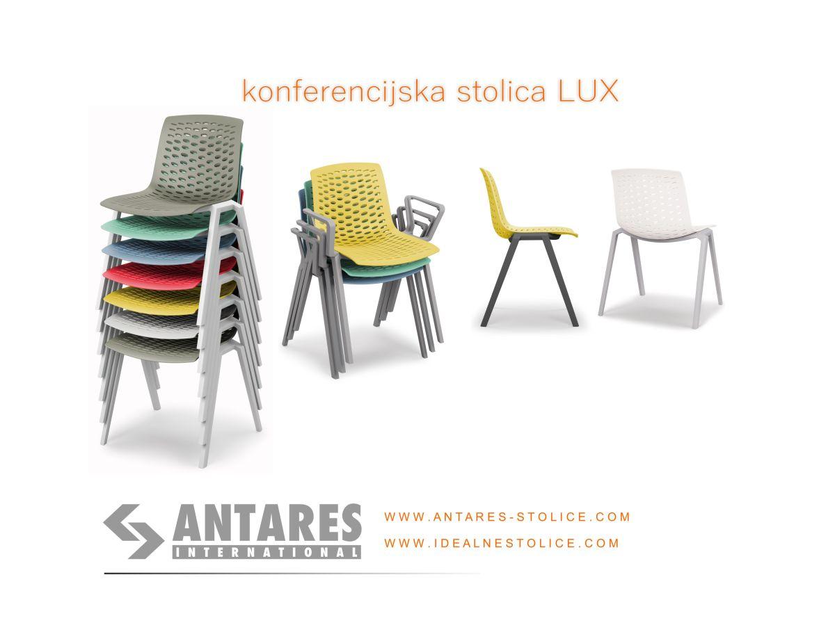 LUX – Stolica koju ćetevoleti