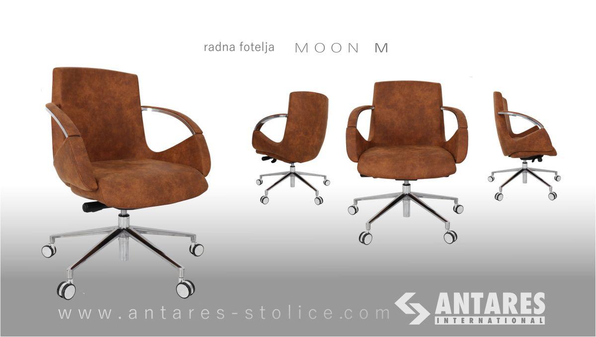 Novi model radne fotelje : MOONM