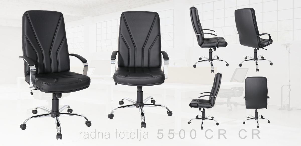 Radna fotelja 5500 CRCR