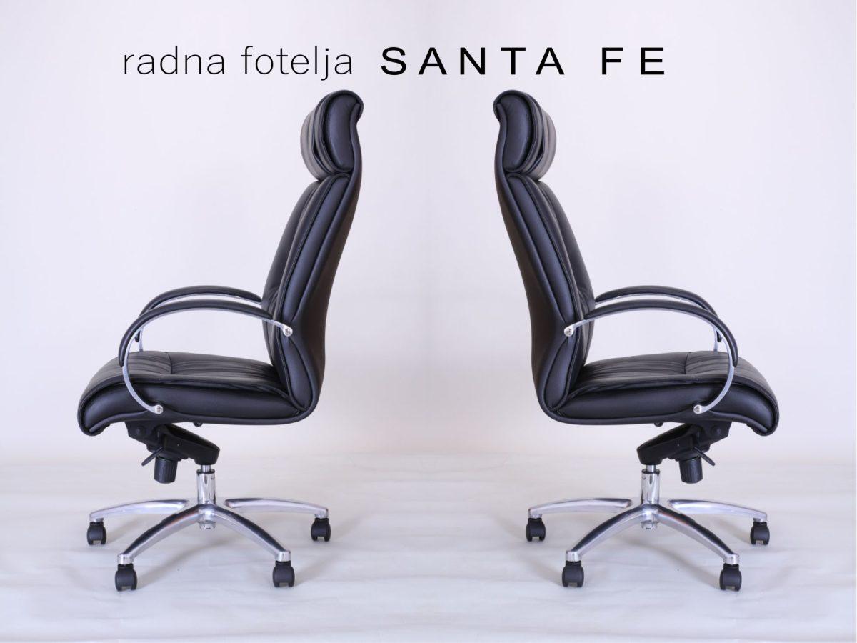 Udobnost je IN – Radna fotelja SantaFe