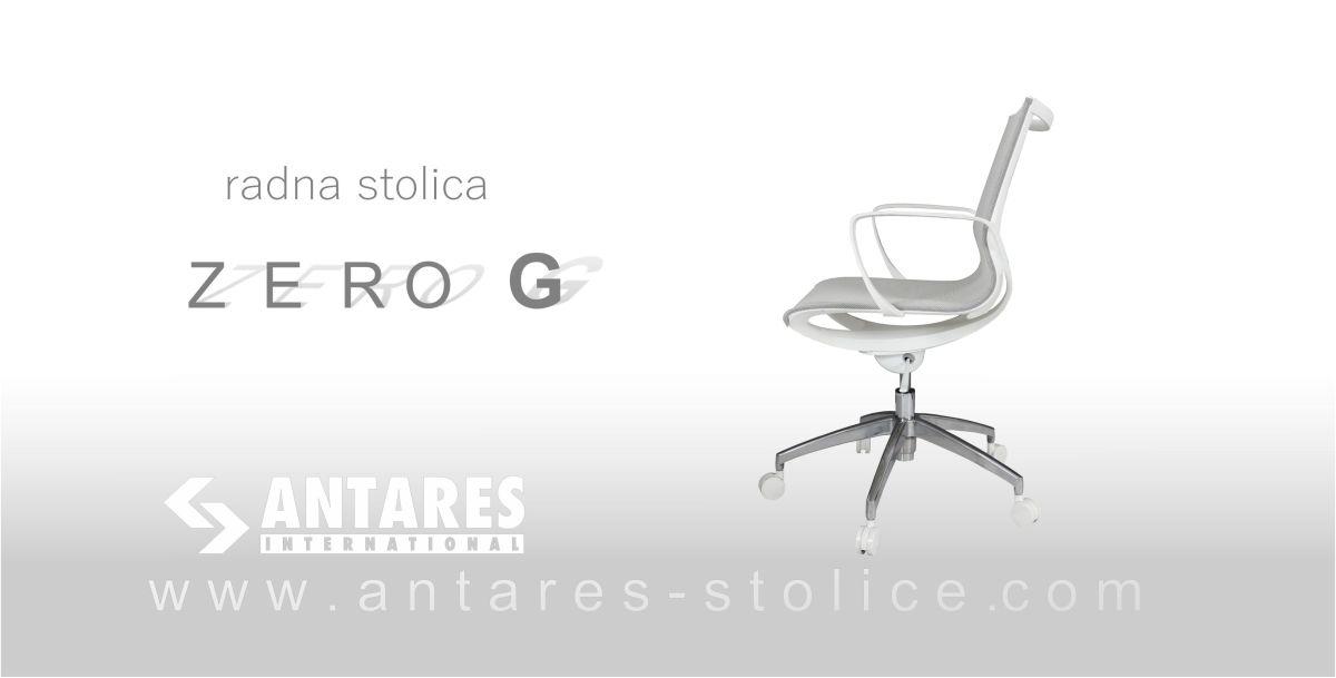 Novi model radne stolice ZeroG