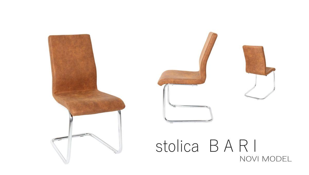 NOVI model stolice-BARI-