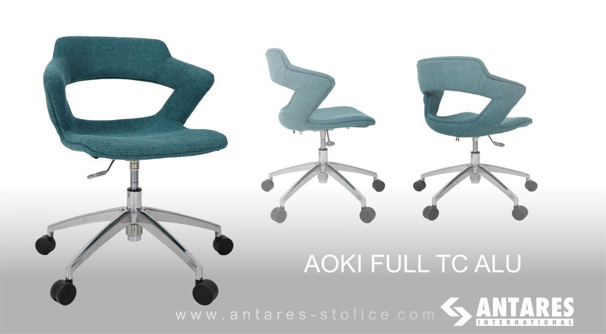 Konferencijska ili radna stolica : Aoki Full TCALU