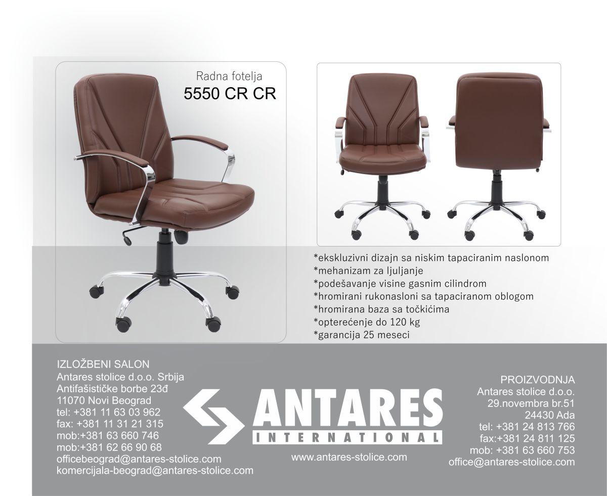 Radna fotelja 5550 CRCR