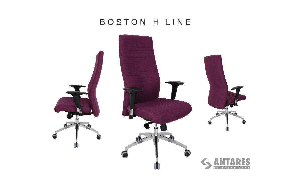 Radna stolica ergonomskog dizajna : Boston Hline