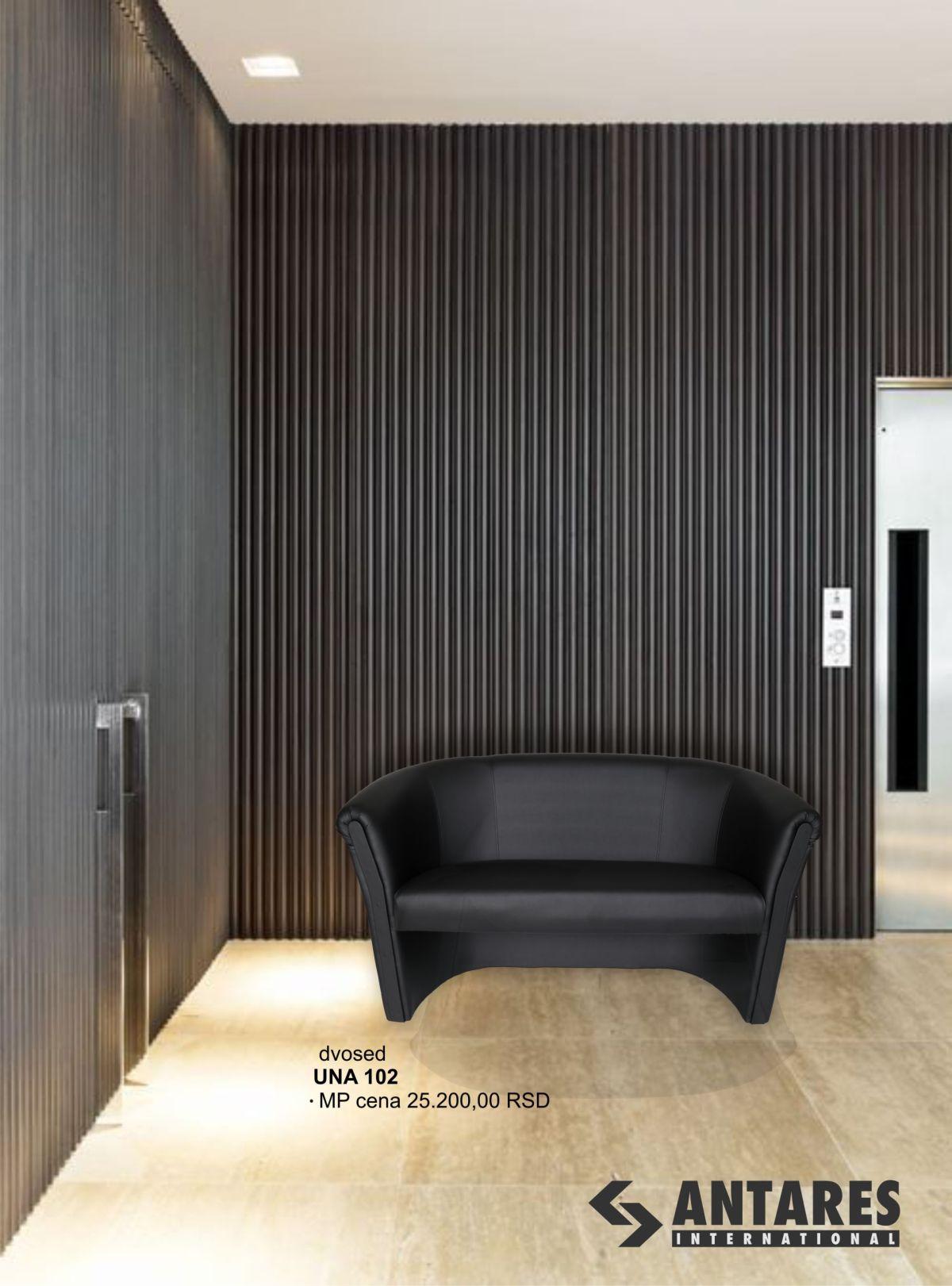 Antares sofa program : GarnituraUNA