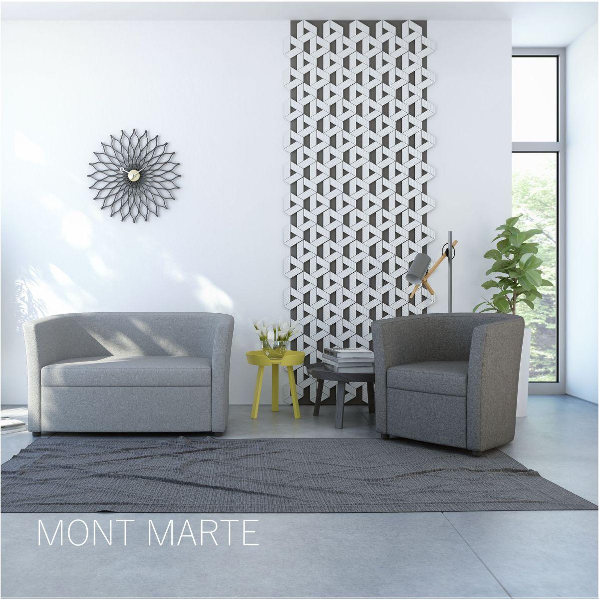 Nameštaj Mont Marte-za sedenje kao naoblacima