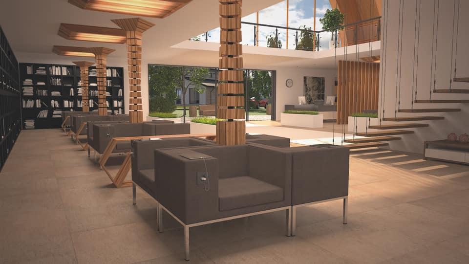 Multifunkcionalna Fotelja Polaris